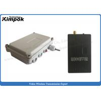 Wholesale 5.8GHz FPV Analog Video Transmitter and Receiver 5000mW Long Range Wireless Video Link from china suppliers