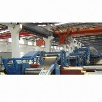 Wholesale Steel Strip Electro Tinning Line with Environment Protecting Mesures from china suppliers