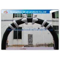 Wholesale PVC Tarpaulin Outdoor Custom Inflatable Arch Event Arch for Decoration from china suppliers