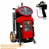Wholesale Smart and best machine polyurethane spray machine/ PU injection foaming machinery from china suppliers