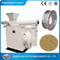 Wholesale Feed plant pellet machine for animal feed 3-5 tons per hour capacity from china suppliers