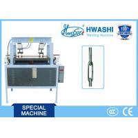 Wholesale HWASHI Butt Welding Machinery , Automatic Welding Machine for Wire Link Chain / Wire Rod from china suppliers