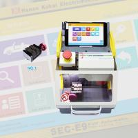Wholesale 120W Automatic Key Cutting Machine Portable Us 101 Code Modern 12 Month Warranty from china suppliers