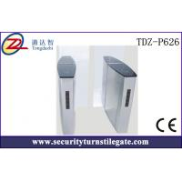 Wholesale OEM Optical Security Turnstiles / Intelligent stainless steel Subway Turnstile , durable from china suppliers