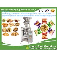 Wholesale Ertical grain and seed nuts peanuts packaging  packing machine Bestar packaging 200g 300g 500g 800g 1KG 2KG from china suppliers