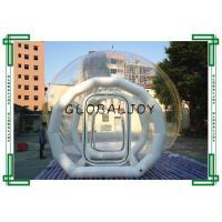 Wholesale Clear Inflatable Bubble Tent Room Oxford Fabric Inflatable Transparent Tent from china suppliers