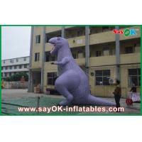 Wholesale Custom Animal Dinosaur Inflatable Cartoon Characters Model / Figure /  For Advertisement from china suppliers