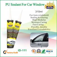 Wholesale Moisture Curing One Part Polyurethane Sealants , Weatherpoof And Waterproof from china suppliers