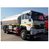Wholesale New model oil tank transportation truck 336 hp 20CBM volume with warranty from china suppliers