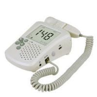 Wholesale USB Function Fetal Heart Rate Doppler With High Sensitivity WaterProof Probe from china suppliers