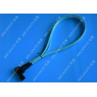 Buy cheap SFF 8643 12Gb SAS Serial Attached SCSI Cable 36P HD Right Angle For Server from wholesalers