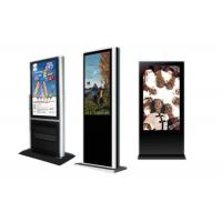 Wholesale 42 Inch Touch Screen Kiosk  WiFi High Definition Player two display sides from china suppliers