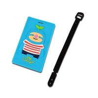 Wholesale Cartoon Silicon Luggage Tag from china suppliers