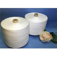 Wholesale 40S / 2 / 3 Natural White 100% Spun Polyester Yarn Ring Spun Paper Cones from china suppliers
