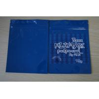 Wholesale Plastic Herbal Incense Bag 10g Blue Wave 3xxx KLIMAX Porpourri from china suppliers