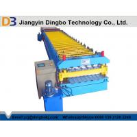 Wholesale Full Automatic Metal Roof Panel Roll Forming Machine With 1 Year Warranty from china suppliers