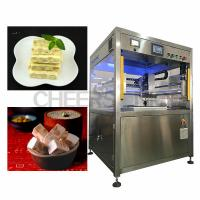 Wholesale 500-1600w Ultrasound Food Slicing Machine For Pastry / Cake / Cheese , Save Labor from china suppliers
