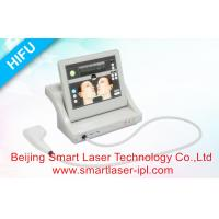 Wholesale High Intensity Focused Ultrasound HIFU Machine , Newest Ultherapy Ultrasound Skin Tightening from china suppliers
