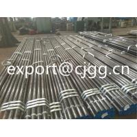 Buy cheap Black Painting 6m 9m Carbon Steel Seamless Pipes API 5CT P110 from wholesalers