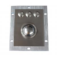 Wholesale Weather Proof 38mm Trackball Pointing Device Full Metal Custom from china suppliers