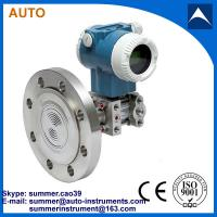 Wholesale flange mounted level transmitter measure pressure/level used for sugar mills from china suppliers