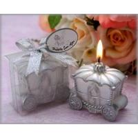 "Wholesale ""Happily Ever After"" Carriage Candle from china suppliers"