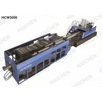 Wholesale 3000 Ton Industrial Hydraulic Plastic Injection Molding Machine For Car bumper from china suppliers