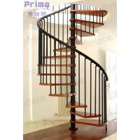Wholesale Woonden Spiral Staircase Wrought Iron Fence from china suppliers