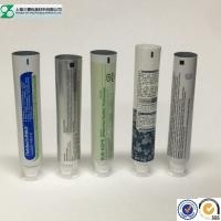 Buy cheap Laminated cosmetic tube small airless toothpaste tube packaging from wholesalers