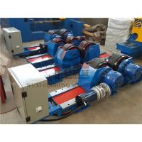 Wholesale Bolt Adjustable type Pipe Welding Rotator with Siemens DC Motor / Pipe Rotators for Welding from china suppliers