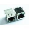 Buy cheap ARJ11E-MCSC-A-B-GL2 Ethernet 10/100/1000 Lan RJ45 Single Port Shielded Socket from wholesalers