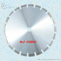 Wholesale Silver Brazed Diamond U-slot Cutting Disc for Foamed Concrete and Grainte - DSBB04 from china suppliers