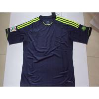 Wholesale New Season real madrid Embroidery and print on front Thailand SoccerTeamJerseys from china suppliers