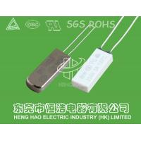 Buy cheap BW9700   temperature cutout switch ,BW9700 thermal cutoff switch from wholesalers