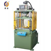 Wholesale High Safety Green Four Column Hydraulic Press Machine For Hardware Fittings 15T from china suppliers