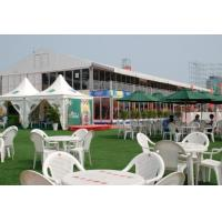 Wholesale Professional Double Decker Tent White Pvc For Wedding Party Event No Pole Inside from china suppliers