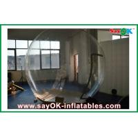 Wholesale Giant Outdoor Transparent Caming Tent / Inflatable Bubble Tent from china suppliers