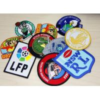 Wholesale Heat-Cutting Custom Embroidery Patches from china suppliers