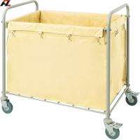 Wholesale High QualityHousekeeping Linen Laundry Trolley-Laundry Trolleys from china suppliers