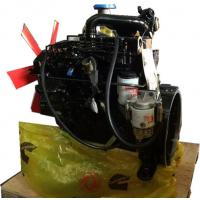 Wholesale Replacement Water Cooled Diesel Power Engine Four Stroke Cycle Black Color from china suppliers