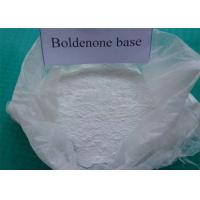 Wholesale MW 286.41 Boldenone Steroid Boldenone Base 846-48-0 White Crystalline Powder from china suppliers
