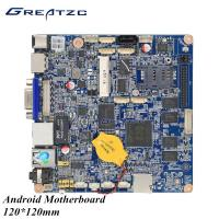 Wholesale VGA WIFI HDMI RJ45 Android Motherboard With Onboard CPU A20 1GB RAM 8GB Flash from china suppliers