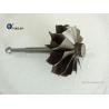 Buy cheap 4LGZ 86.3mmX96mm Turbocharger Parts Turbo Turbine Wheel and Shaft Turbine shaft rotor from wholesalers