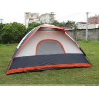 Wholesale Non - toxic Rainproof 210T Polyester Trip Waterproof Camping Tent With Fiberglass Pole from china suppliers