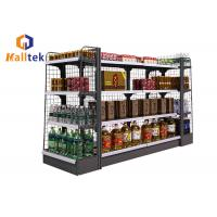 Wholesale Anti Corrosion Grocery Store Display Racks Shelves For General Store Supermarket from china suppliers