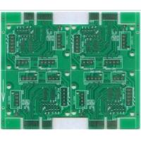 Wholesale ROHS LEAD FREE HAL GREEN PCB from china suppliers
