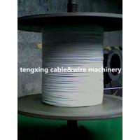 Wholesale Φ25anti-high temperature telfon cable extruding production line from china suppliers
