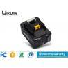 Buy cheap Makita 18v Lithium Battery 3000mAh from wholesalers