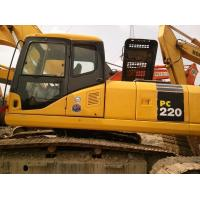 Wholesale Used KOMATSU Excavator PC220-7 FOR SALE from china suppliers