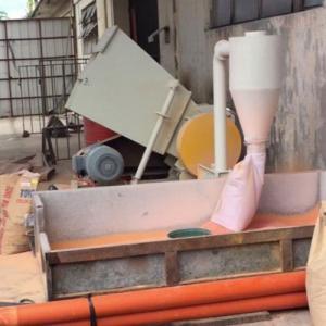 Wholesale SWP400 22KW Motor Power Plastic Crusher Machine , Plastic Bottle Crushing Machine from china suppliers
